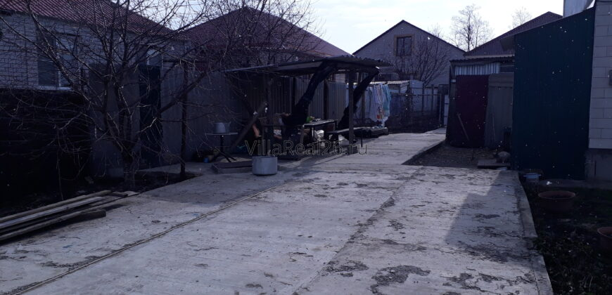 ДОМ с ремонтом, ул. Тухачевского