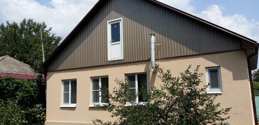 Продается отдельно стоящий дом , после капитального ремонта