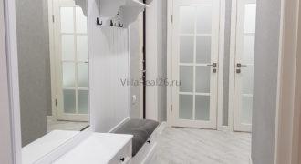 Квартира с современным ремонтом в ЖК Гармония