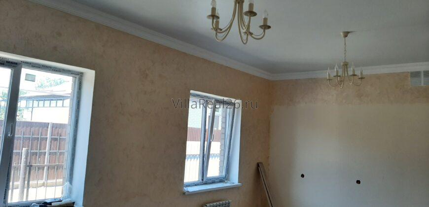 Дом с ремонтом под ключ