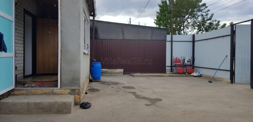 Коттедж с ремонтом и гаражом
