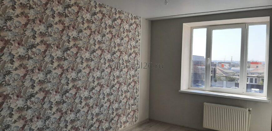 Квартира с новым ремонтом