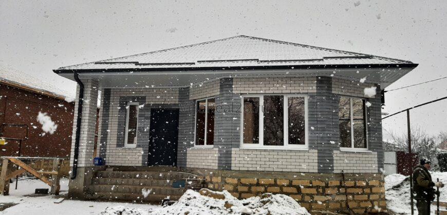 Дом с ЦЕНТРАЛЬНЫМИ КОММУНИКАЦИЯМИ