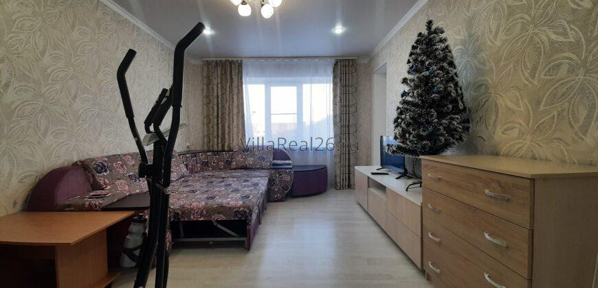 Продаётся квартира в центре города с хорошим ремонтом