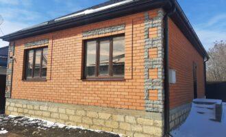 Продаётся отдельно стоящий дом в районе 4-й школы
