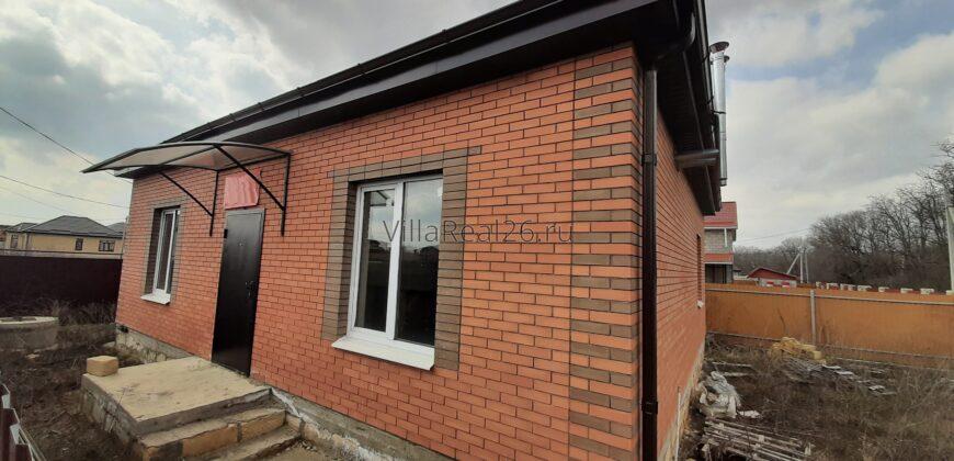 Продаётся дом отдельно стоящий