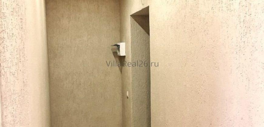 Квартира с ремонтом, никто не жил