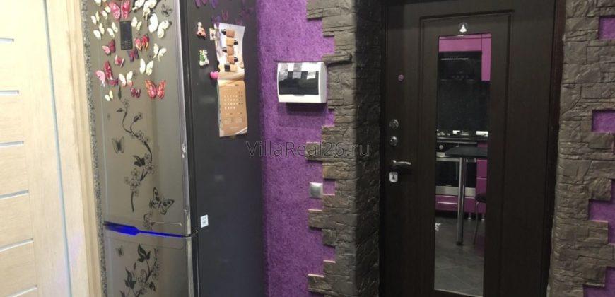 Квартира с отличной планировкой – бабочка