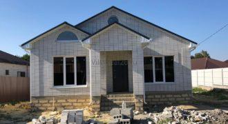 Новый дом качественной постройки