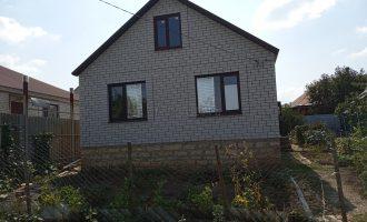 Дом с частичным ремонтом