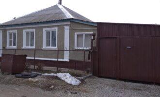 Дом ул. Логачевкой