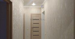 Квартира с индивидуальным отоплением и ремонтом