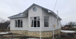 Новый дом с центральными коммуникациями